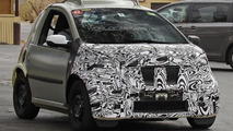 2014 Smart Fortwo mule spied once again