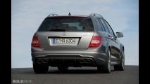 Mercedes-Benz C63 AMG Estate