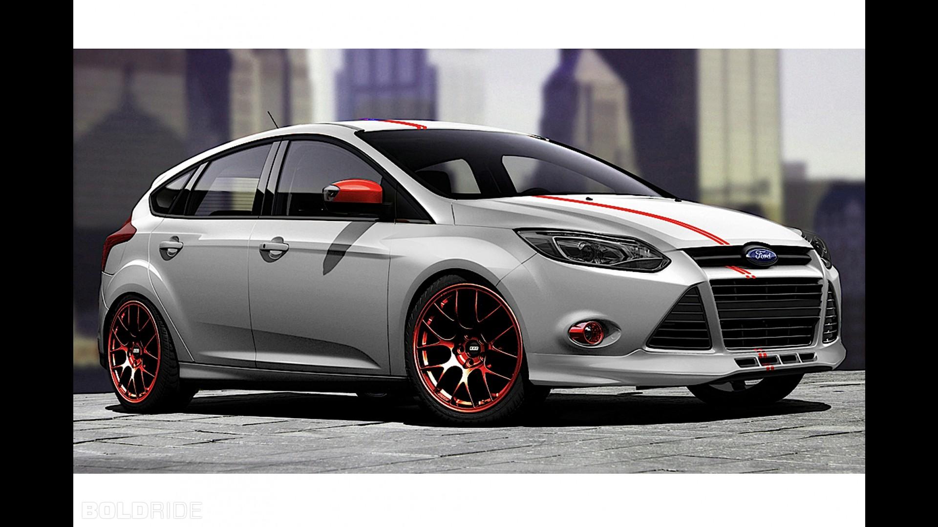 Ford Focus SEMA