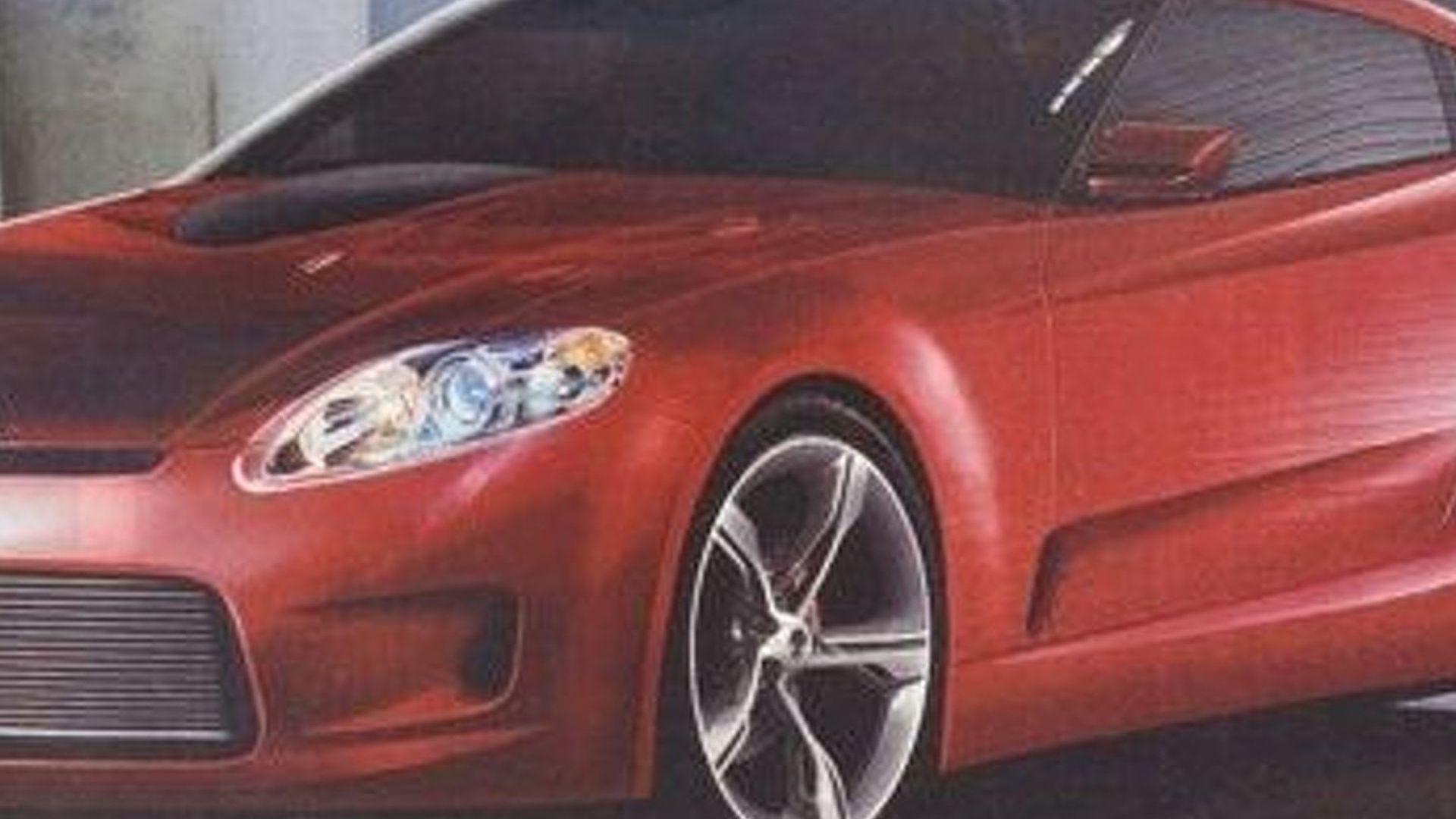 New Toyota Supra Renderings