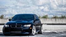BMW M3 E90 with ADV.1 wheels, 1024, 23.12.2011