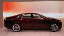 Lincoln MKZ Concept at 2012 Detroit Auto Show