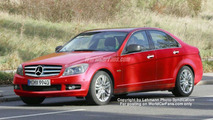 SPY PHOTOS: Mercedes C-Class Uncovered