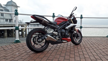 Review: 2016 Triumph Street Triple