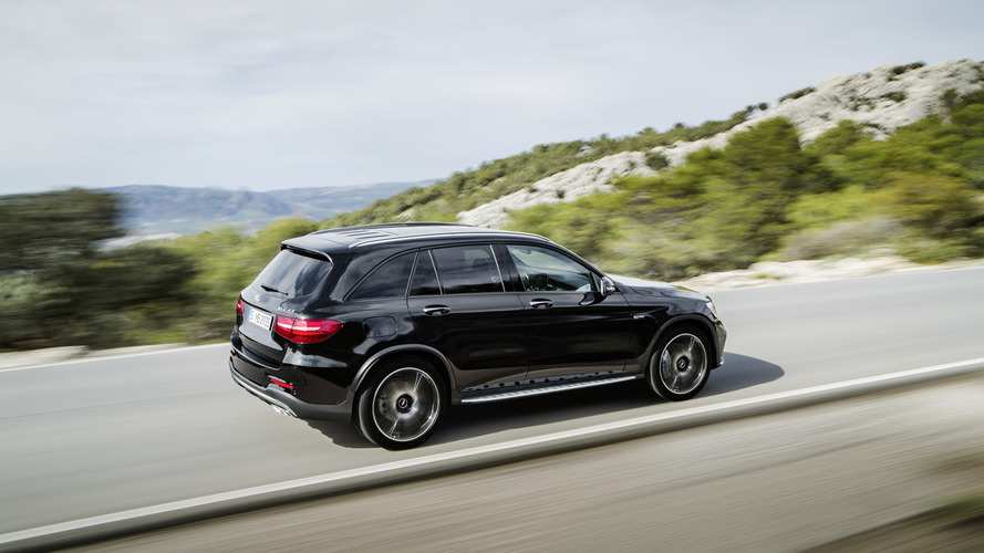 Mercedes-AMG GLC43 Coupe