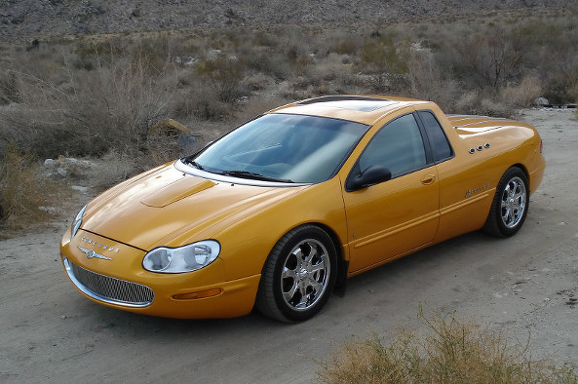 Odd Ride: Looking Back on the 2007 DiMora XJ Coupe Concept