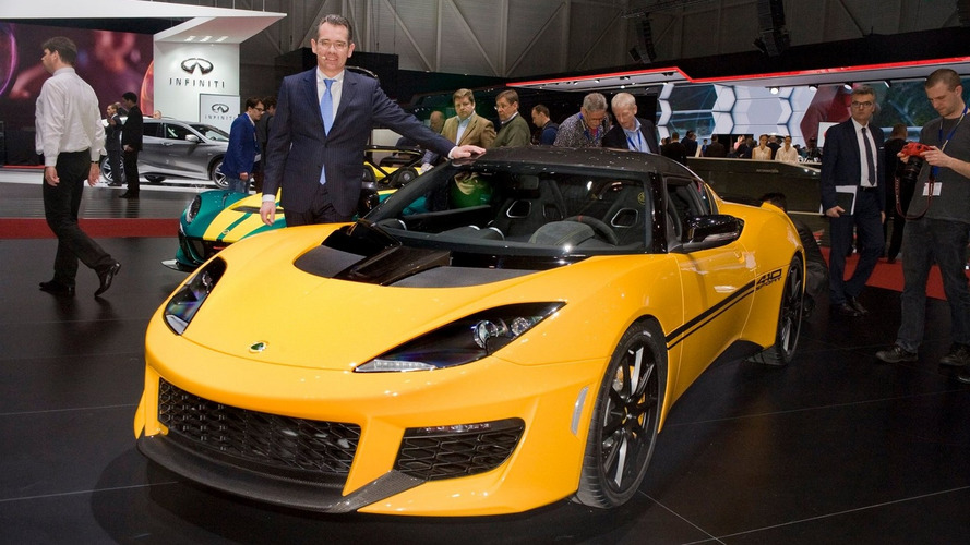Proton looking for suitors, could sell Lotus separately