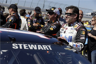 Tony Stewart's Fatal Track Accident Case Will Go To Grand Jury