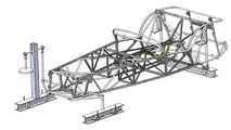 Bicycle tech helps shave 10% weight from Caterham Seven chassis