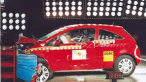 New Opel Corsa Five Star Safety