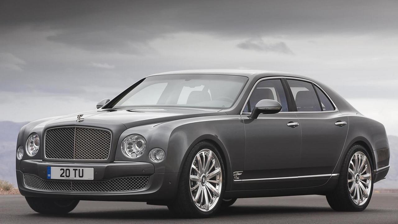Bentley Mulsanne Mulliner Driving Specification