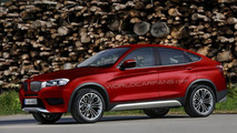 BMW X4 M to be an M3 on stilts - report