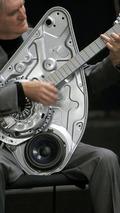 Door guitar