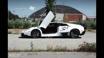 SR Auto Group Lamborghini Murcielago LP670-4 SV White Wing