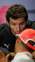 2010 title fight to become a duel - Webber