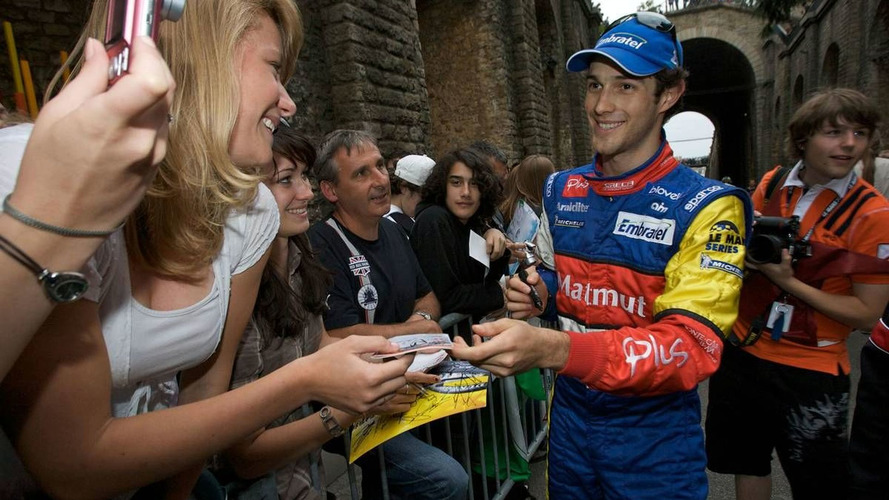 Senna says he will make F1 debut in 2010