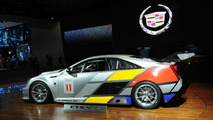 Cadillac CTS-V Racing Coupe - 2011 NAIAS