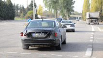 2012 Mercedes-Benz S-Class mule-prototype spy photo 28.10.2010