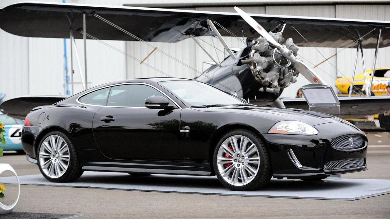 Jaguar XKR175 Limited Edition first photo 12.08.2010