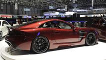 Carlsson C25 Royale Super GT world premiere in Geneva