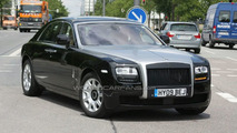 Rolls-Royce Ghost further details released - advanced air suspension
