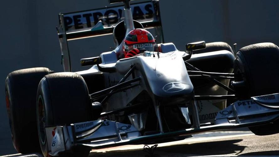 Shareholder calls on Mercedes to quit F1