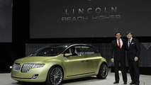 Lincoln Concept C at 2009 NAIAS