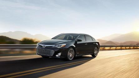2015 Toyota Avalon Touring Sport Edition announced