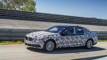2016 BMW 7-Series test prototype