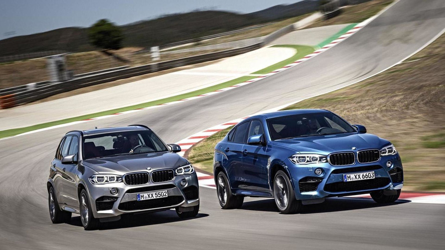 BMW says electrified M models are a few years away