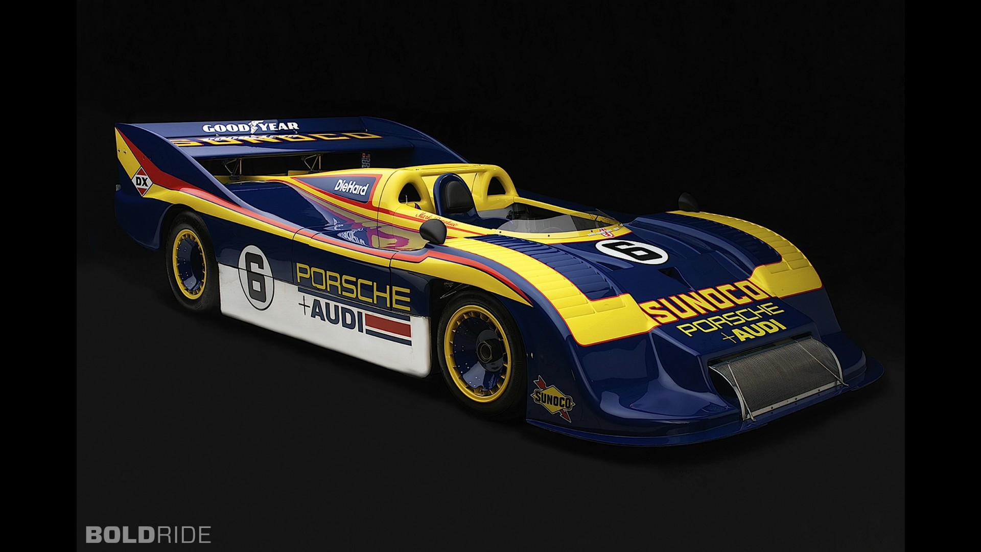 Porsche 917/30 Can Am Spyder