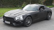 Mercedes SLC / C190 spy photo