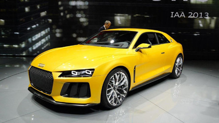 Audi Sport Quattro Confirmed Dead, New RS Models Coming