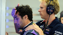 Red Bull lose appeal for Ricciardo's disqualification