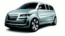 Suzuki Concept Cars: P.X., Ionis, LC and Mom's Personal Wagon