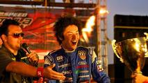 Ford Racing Team driver Ken Gushi