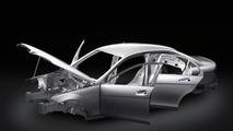New Mercedes C-Class in development