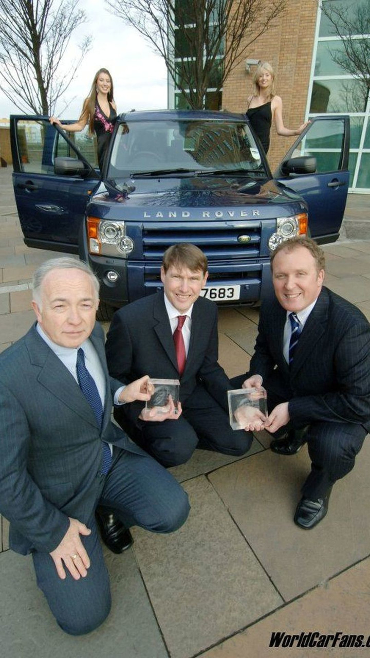 Land Rover Discovery - AXA Car of the Year