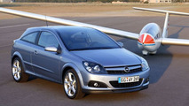 Opel Astra GTC with Panorama Windshield