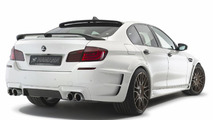 Hamann M5 F10 widebody revealed for Geneva