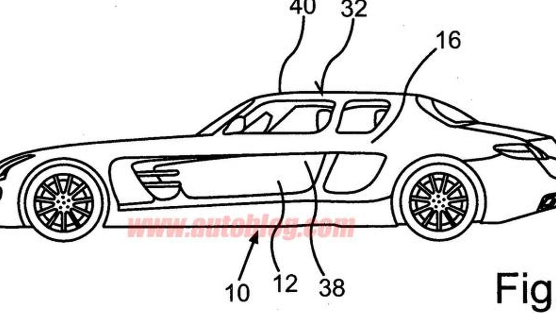 AMG boss dismisses four-door SLS rumors