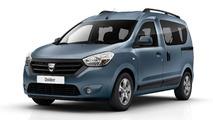Dacia Dokker vans revealed
