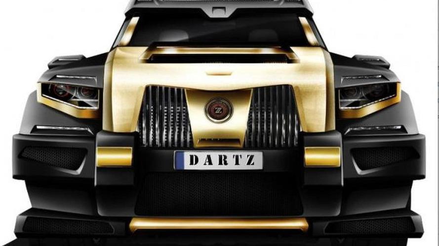 Dartz Black Snake revealed for China