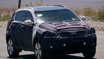 2015 Kia Sportage facelift spy photo 18.6.2013