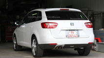 Seat Ibiza ST FR spy photos - 8.7.2011