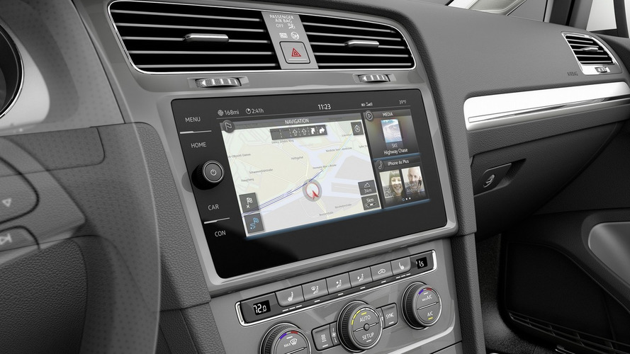 VW e-Golf Touch arrives at CES with near-production gesture control