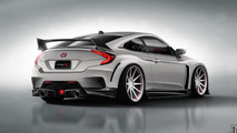 Next generation Honda Civic Coupe Type R