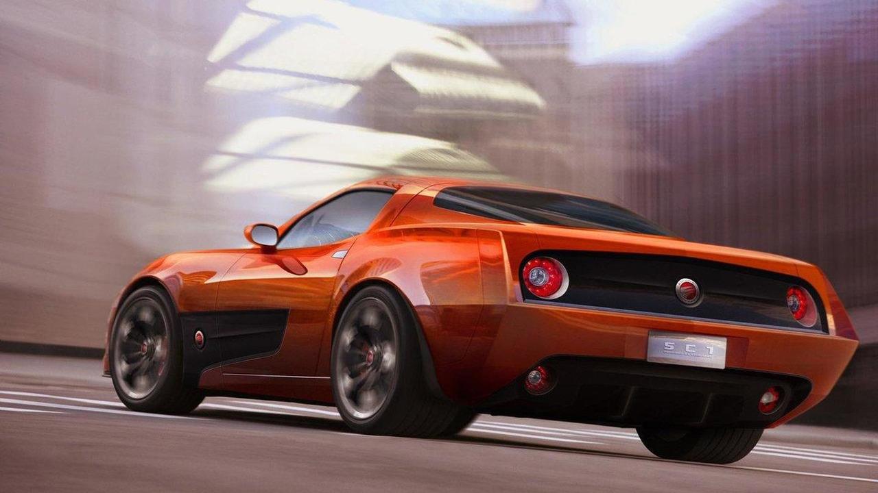 Endora SC-1 based on Corvette 08.08.2011