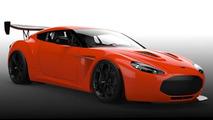 Race-prepped Aston Martin V12 Zagato previewed