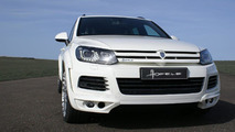 Volkswagen Touareg II Royal GT 470 by Hofele Design 17.06.2011